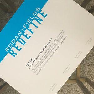 Rodan + Fields REDEFINE AMP MD Derma-Roller Kit